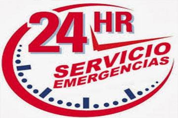 Servicio 24 horas - 365 Dias